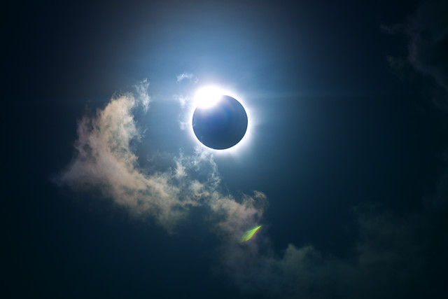 Cairns Eclipse 2012