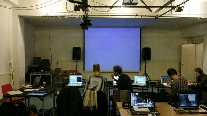 Processing Found Sound w/ Robert Henke