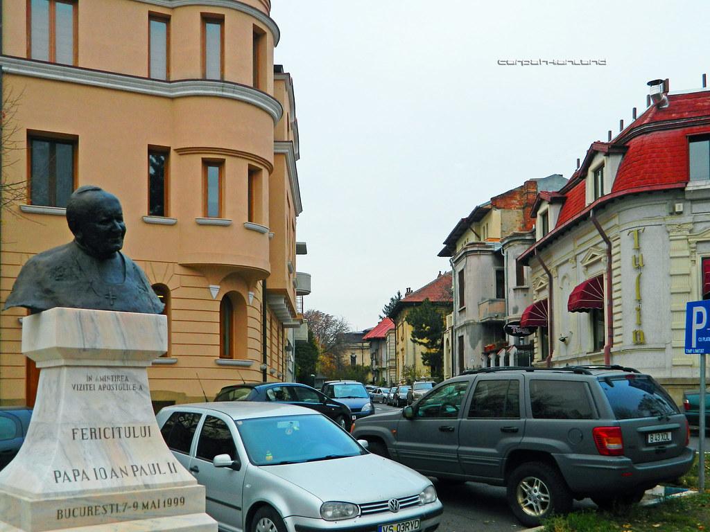 Stahi D. Constantin Street, Bucharest