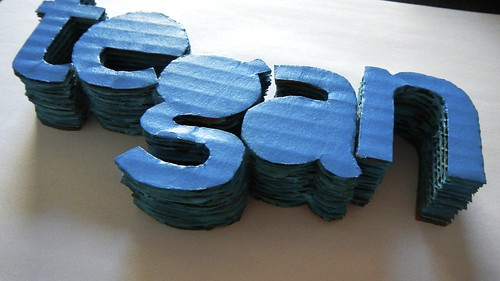 3D Name Plate 23