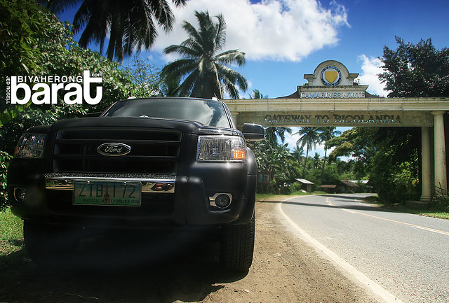 Gateway to Bicolandia Ford Ranger WildTrak