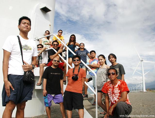Bangui Windmills Ilocos Norte Vacation
