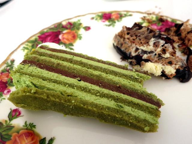 Karen's Kitchen Green Tea Layer Cake-001