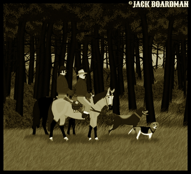 As the color faded to sepia ©2012 Jack Boardman