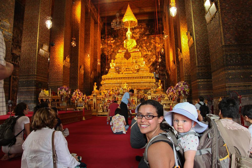Wat Pho Buddha