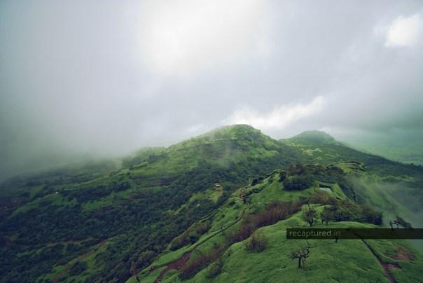 View From Rajmachi