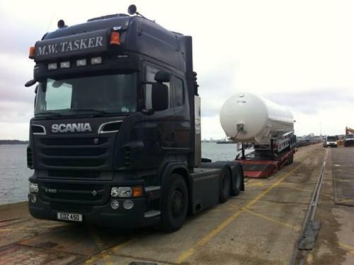 Tasker - Bradford to Australia!!