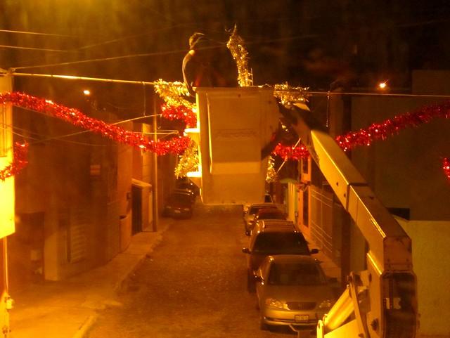 ¡Sí tuvimos arreglos navideños!