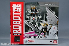 Robot Damashii Nu Gundam & Full Extension Set Review (3)