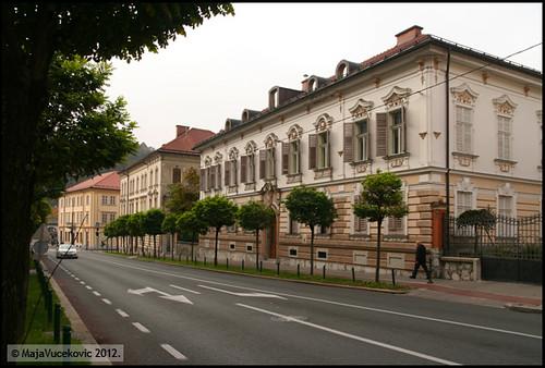 Ljubljana - ulica