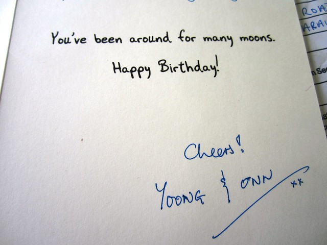 From Yoong & Onn