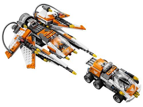 LEGO Galaxy Squad 70705