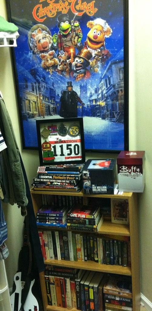 My book corner