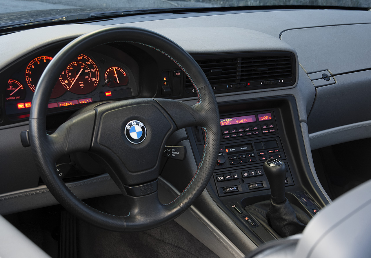 1994 BMW 840Ci 6 Speed