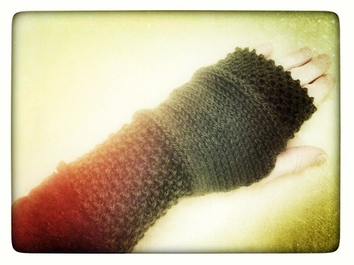 WORK  + SHELTER hand warmer