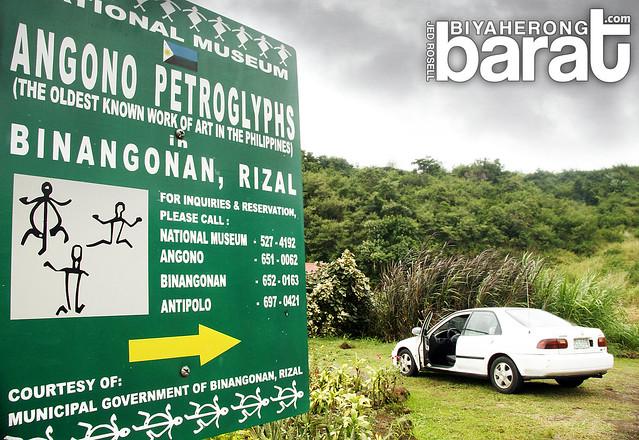 Angono Petroglyphs in Binangonan Rizal National Museum