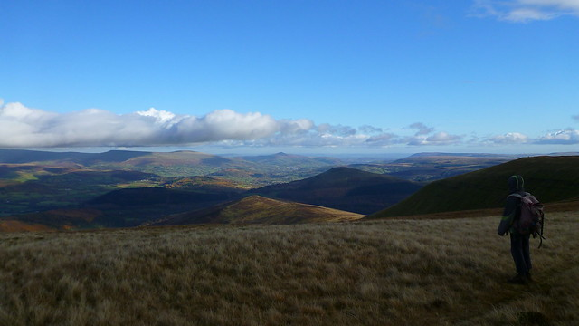 Waun Rydd, Black Mountains