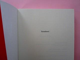Deborah Willis, Svanire. Del Vecchio editore 2012. Grafica e impaginazione Dario Lucarini. Pagina dell'occhiello (part.), 1