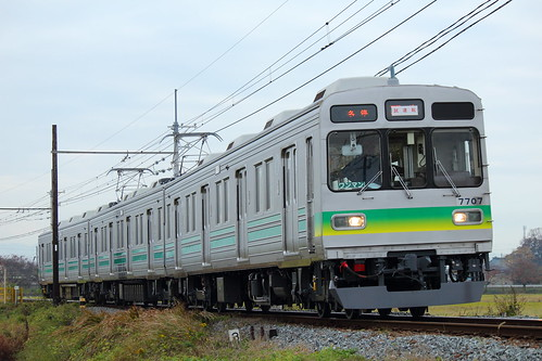 7507F @武州荒木〜東行田