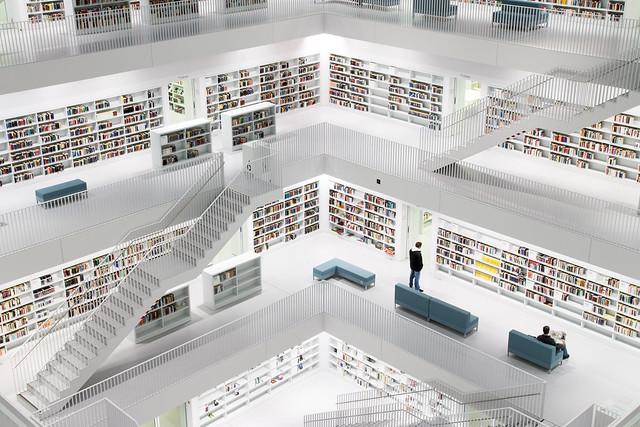 Library Stuttgart