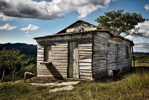 La casa del campesino, Pinar del Rio, Cuba by Rey Cuba