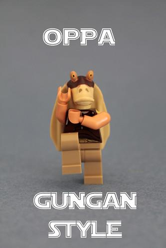 Oppa Gungan Style by Pedro Vezini