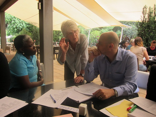 Gender component planning meeting of the CGIAR Research Program on Livestock and Fish