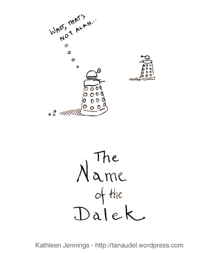 The Name of the Dalek