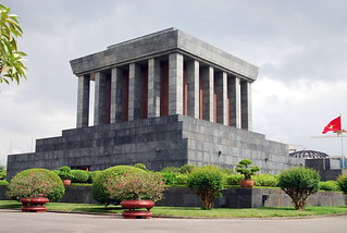 Ho Chi Minh mausoleum by simmogem, on Flickr