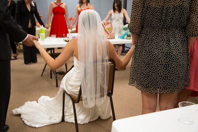 Our Wedding {Getting Ready}