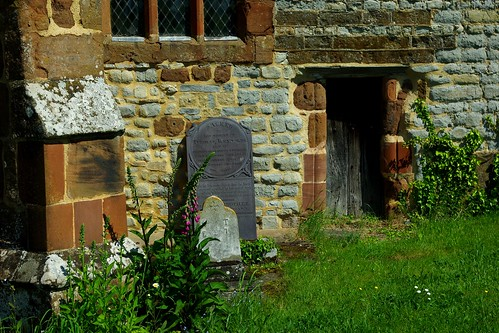 20120527-X_Church Stonework - Bourton-on-Dunsmore by gary.hadden