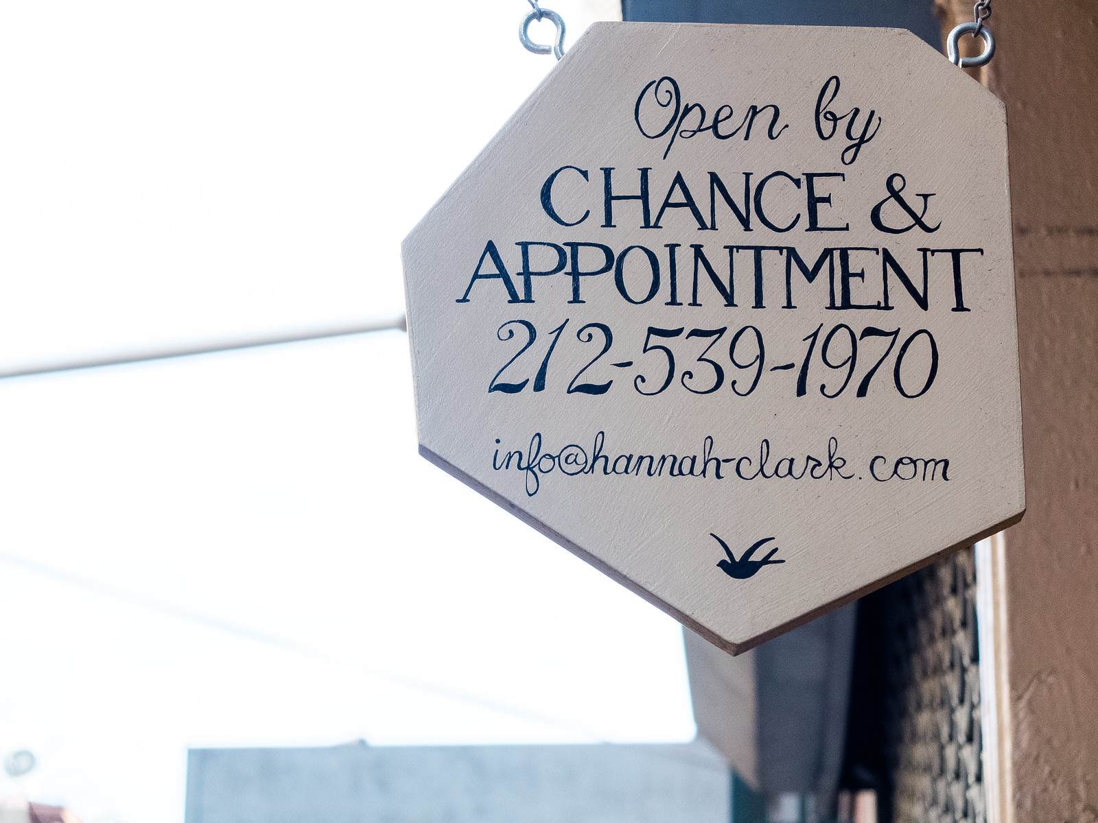CHANCE & APPOINTMENT by wwward0