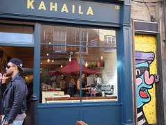 Kahaila, Brick Lane