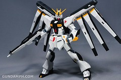 Robot Damashii Nu Gundam & Full Extension Set Review (70)