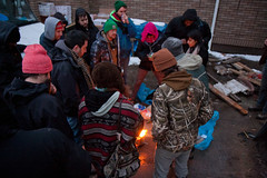 Rockaway Beach Occupy Sandy