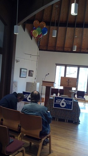 Post Question 6 Victory at Paint Branch Unitarian Universalist Church
