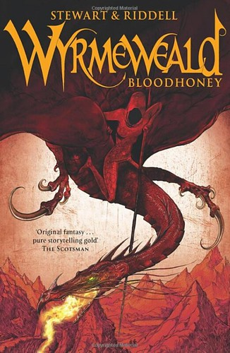 Paul Stewart and Chris Riddell, Bloodhoney