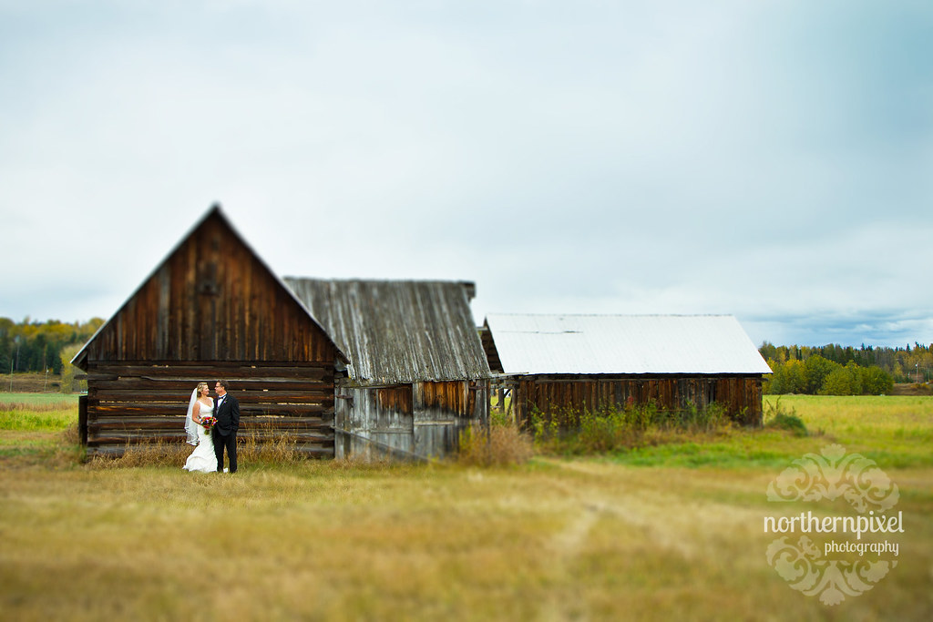 Smithers Northern British Columbia Destination Wedding Canada