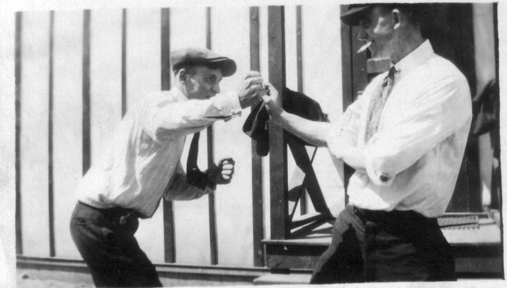 JACK GRUENBERG-Boxing Series03