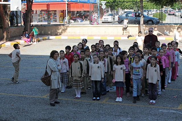 Children's school pledge