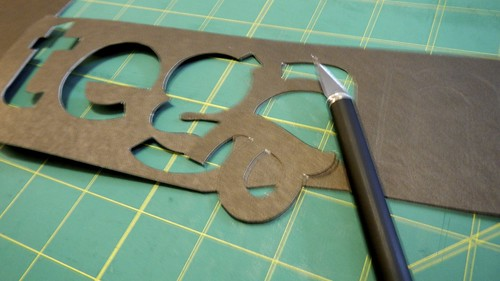 3D Name Plate 5