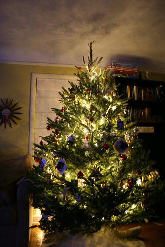 Advent Day 6 :: Decorate the tree