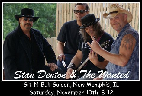Stan Denton 11-10-12