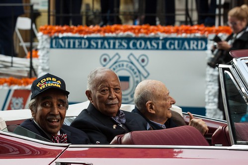 Ed Koch, David Dinkins and Charlie Rangel