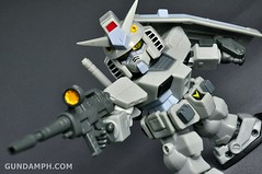 SDGO RX-78-2 (G3 Rare Color Variation) Unboxing & Review - SD Gundam Online Capsule Fighter (31)