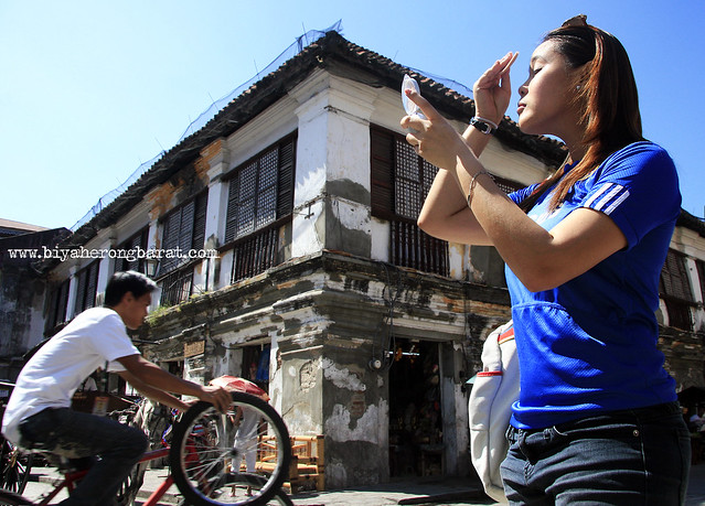 Mico Daleja in Vigan City Ilocos Sur