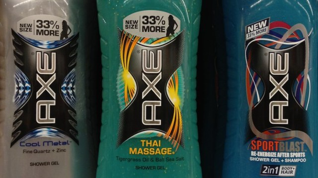 Thai Massage Scented Shower Gel For Men By Axe
