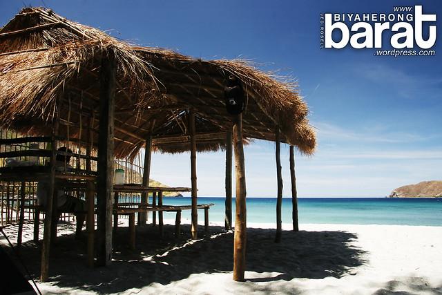 nagsasa cove zambales beach san antonio