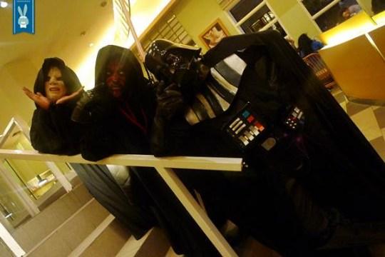 the dark force!