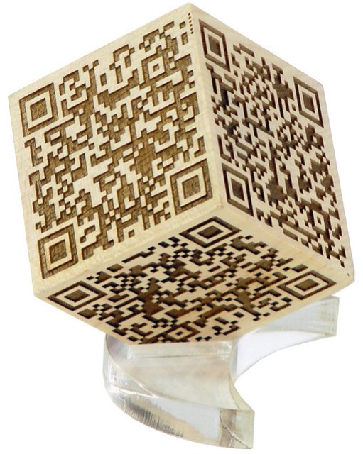 QR-Cube